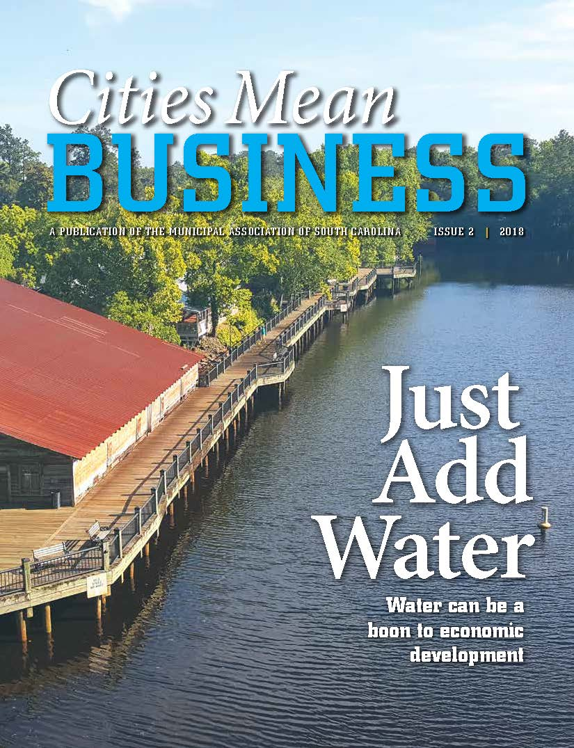 Cities Mean Business Winter 2018