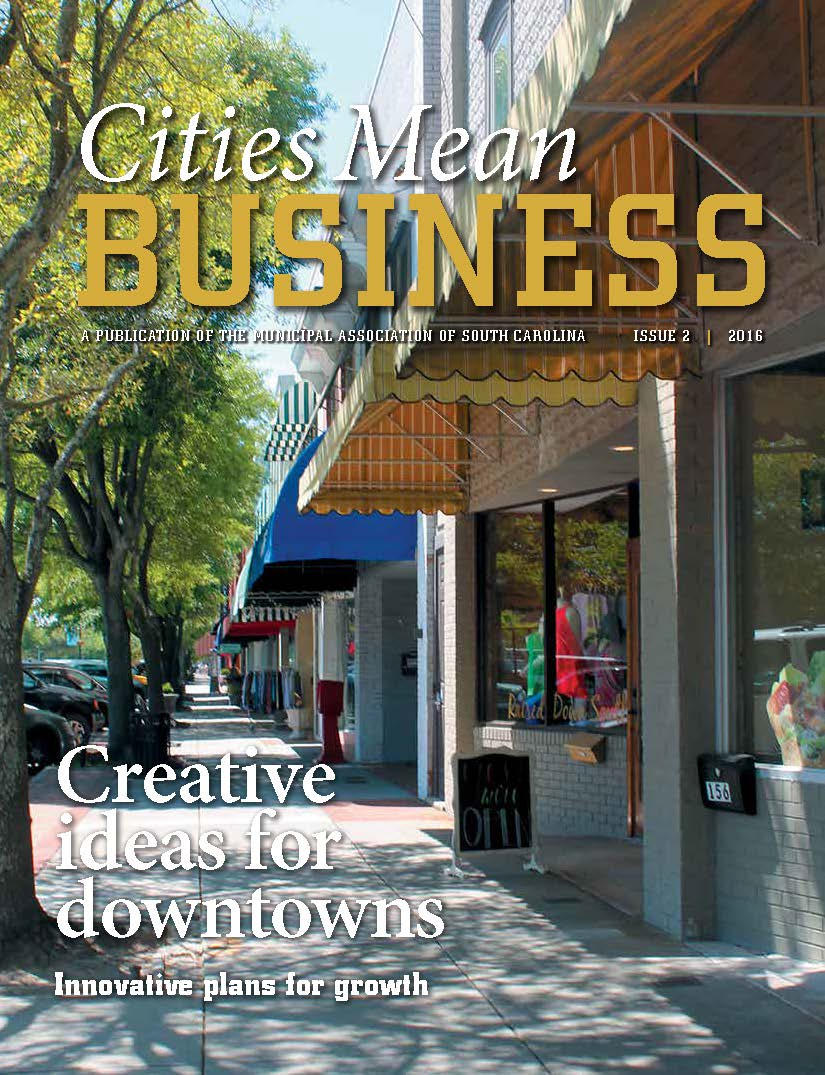 Cities Mean Business Winter 2016