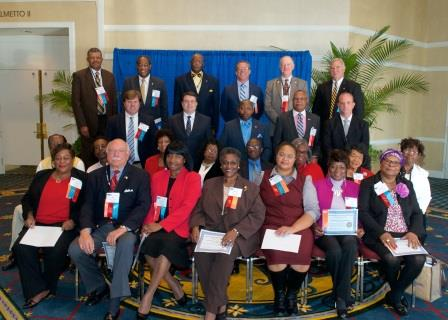 South Carolina Advanced Municipal Elected Officials Institute of Government graduates (J-Z)