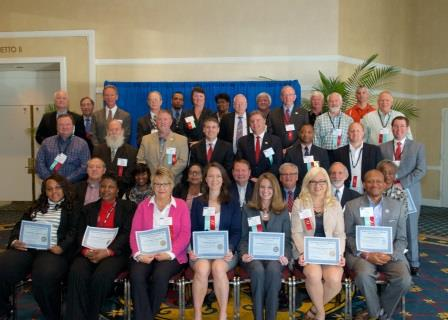 South Carolina Municipal Elected Officials Institute of Government graduates