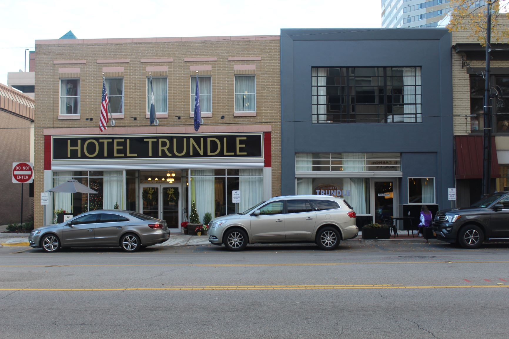 Hotel Trundle and BOUDREAUX design firm in downtown Columbia